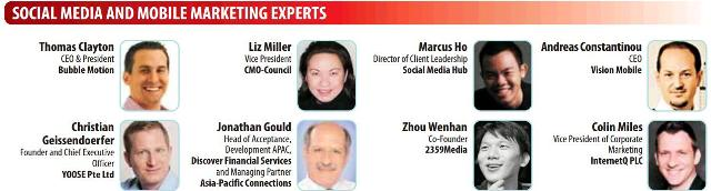 CommunicaAsia_2013_Social_Media_and_Mobile_Marketing_Experts